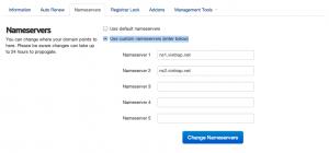 Quản trị bản ghi DNS tên miền