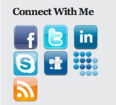 Social Media Widget plugin