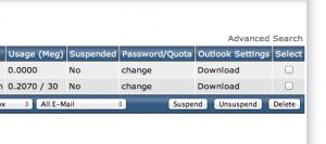 Đổi mật khẩu email