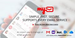 sử dụng myMail bị đánh dấu email spam